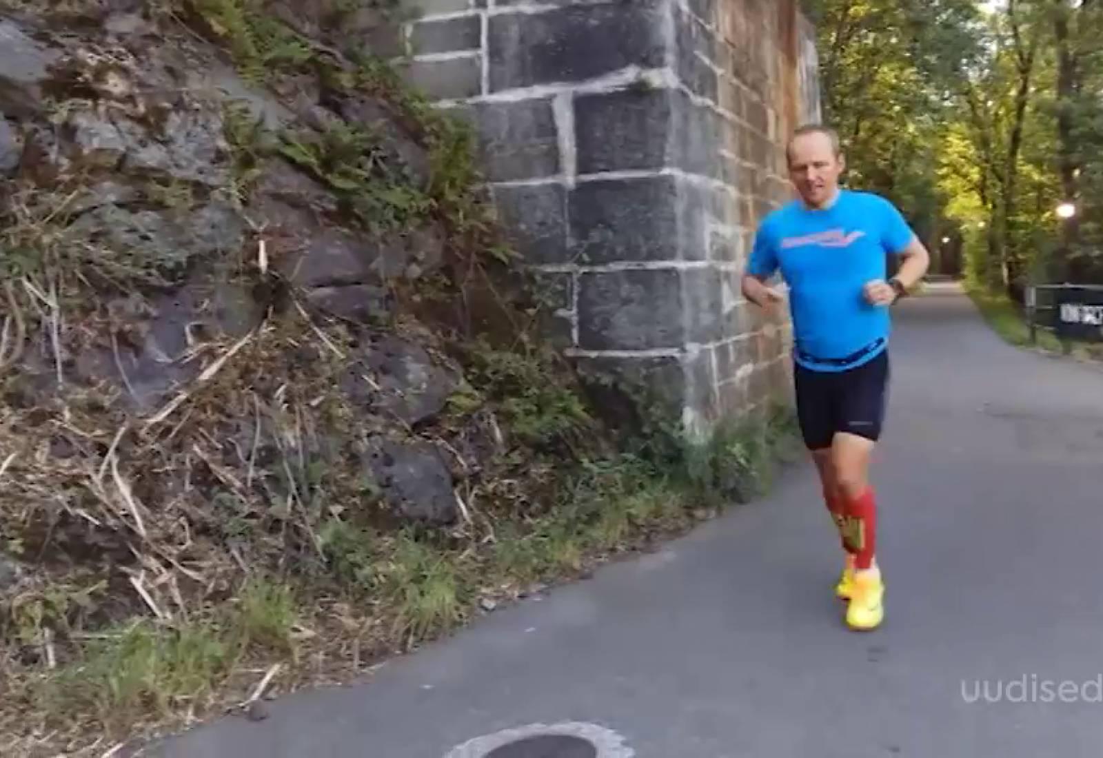 Video! Eesti ultratriatleet võtab ette ränkraske 20-kordse triatloni