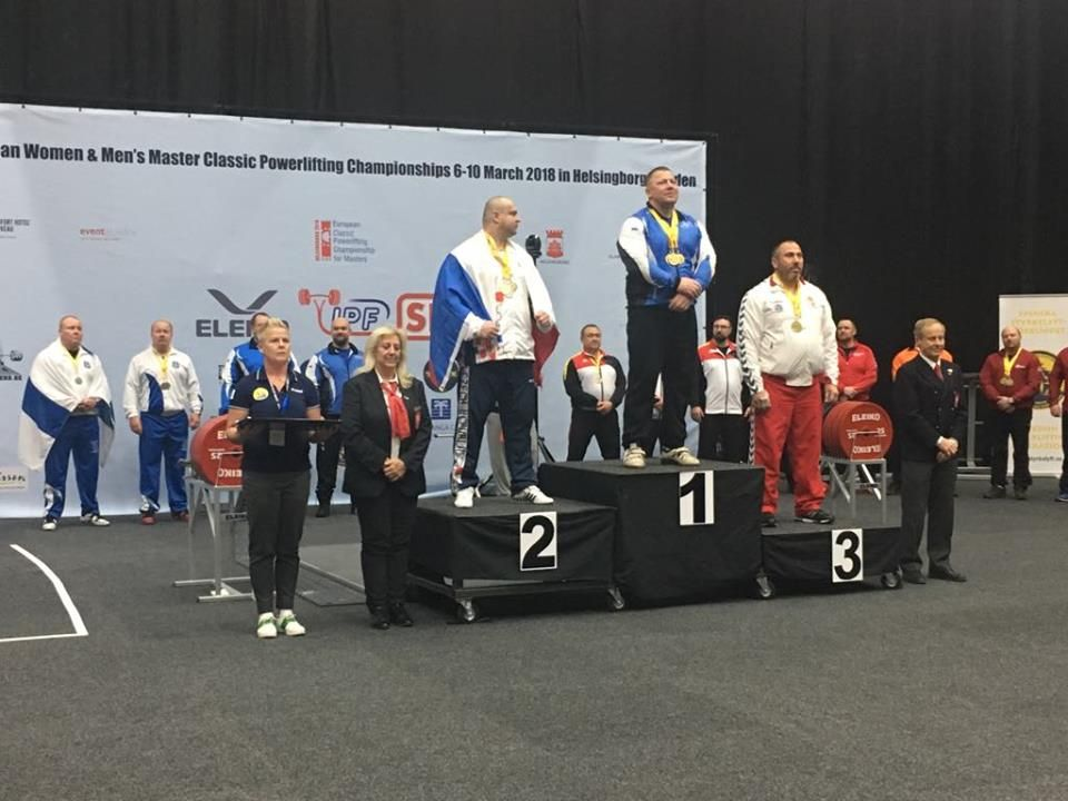 Marek Vähi tõi Eestile kulla