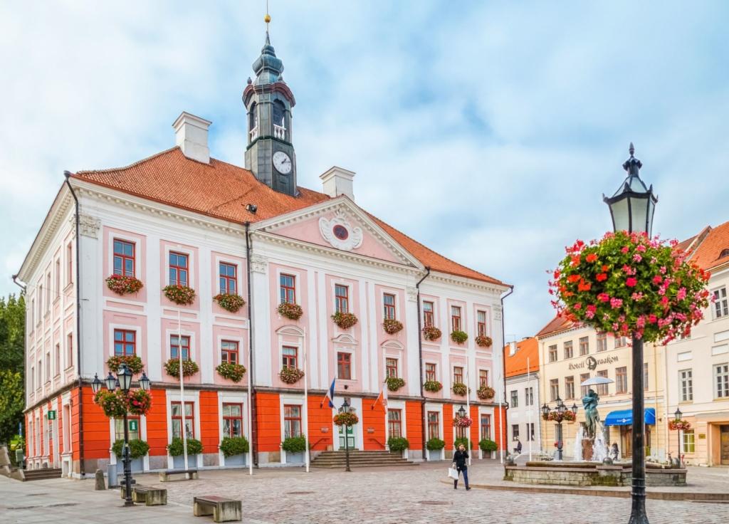 Tartu linn jagab andekatele sportlastele üle 42 000 euro