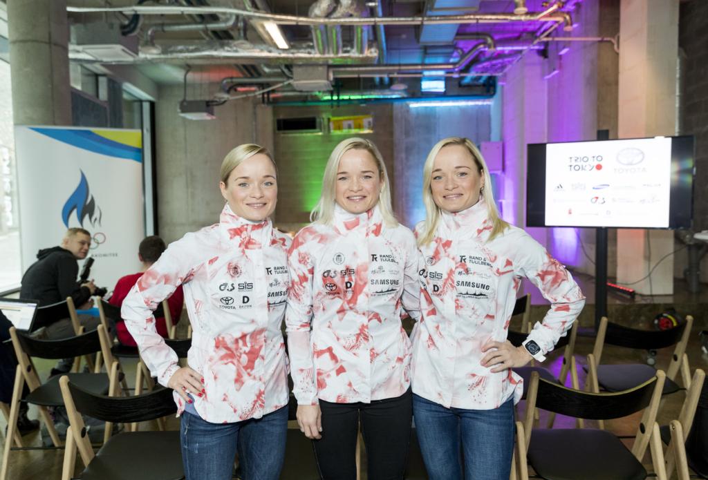 Õed Luiged valmistuvad Tokyo olümpiamängudeks