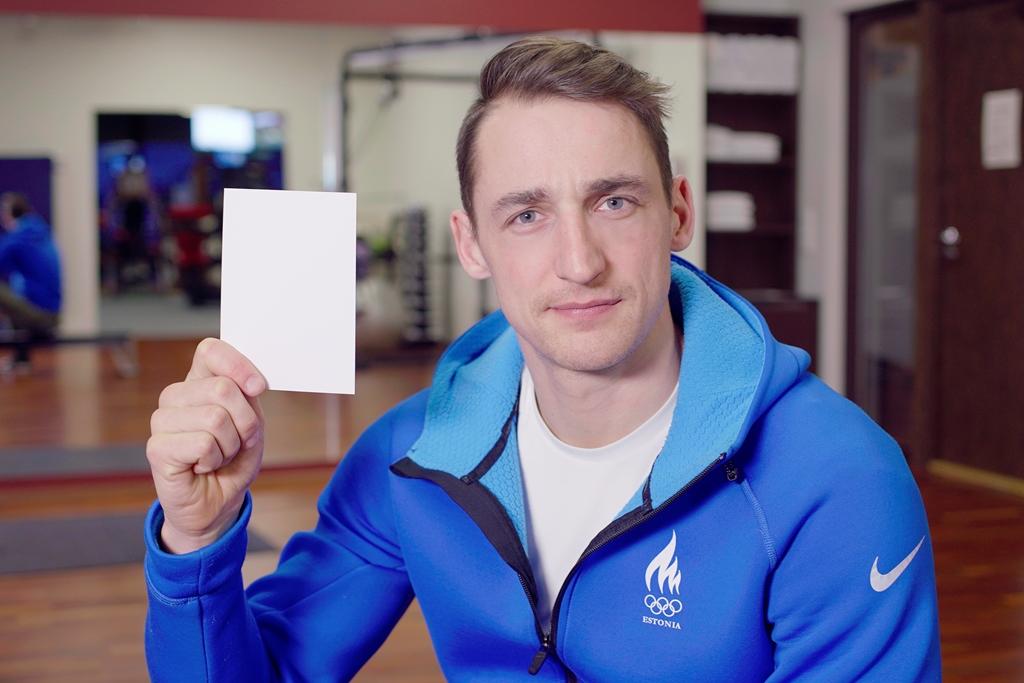 Eesti sportlased astuvad valge kaardiga koolikiusamise vastu