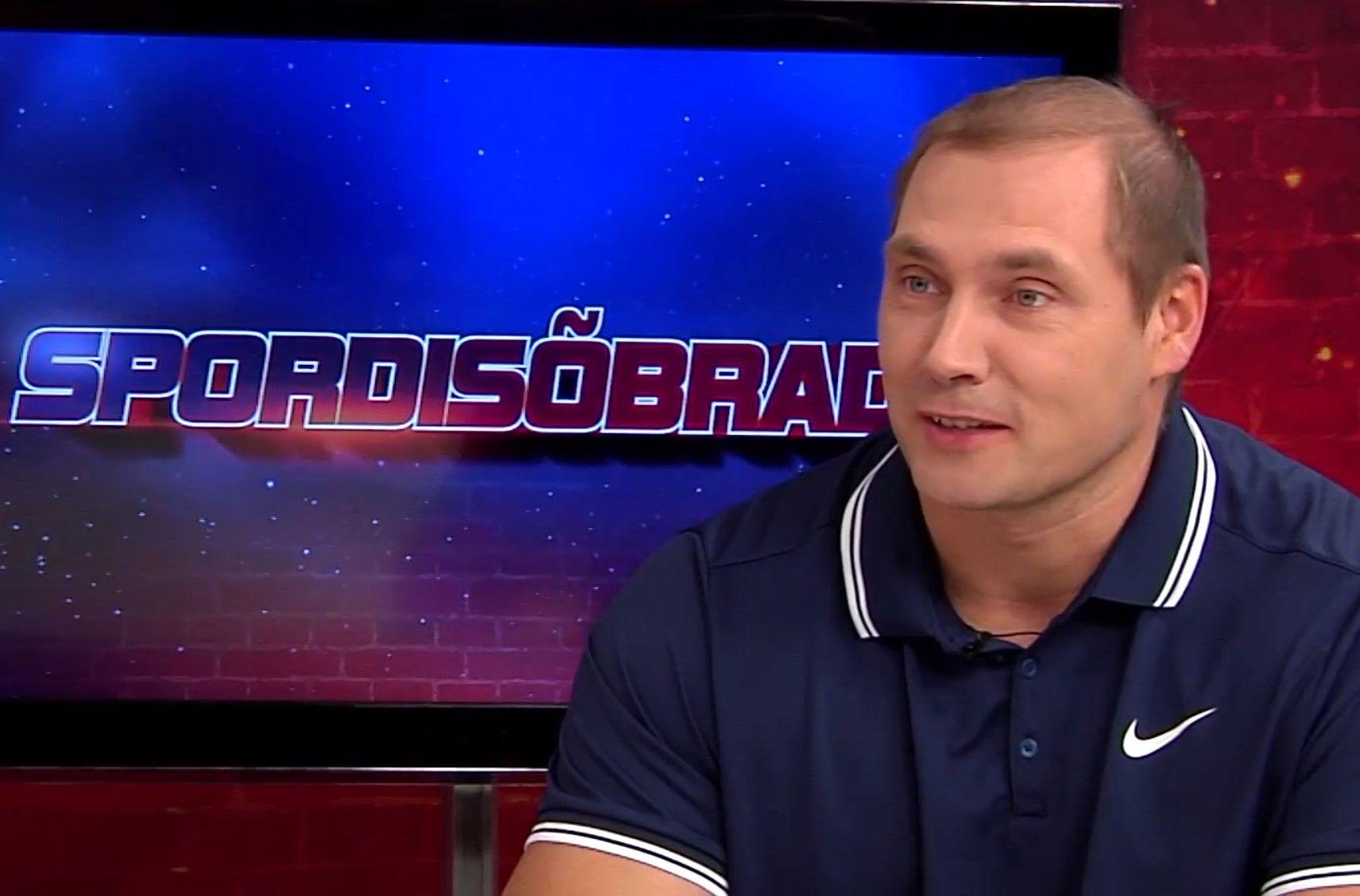 VIDEO! Gerd Kanter spordisõpradele: mõelda tuleb suurelt!