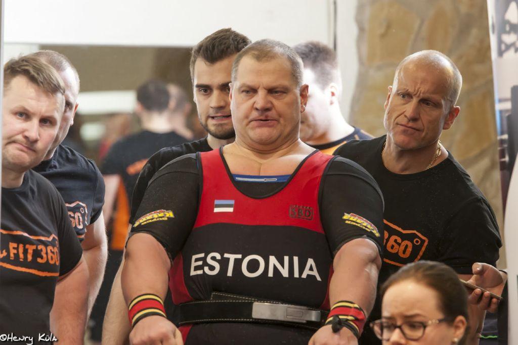 Kaido Leesmann valiti ühehäälselt Eesti Jõutõsteliidu presidendiks