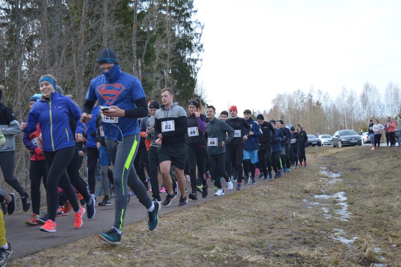 Eesti jooksumaratonisse lisatakse uus kevadine poolmaraton Nelijärvel
