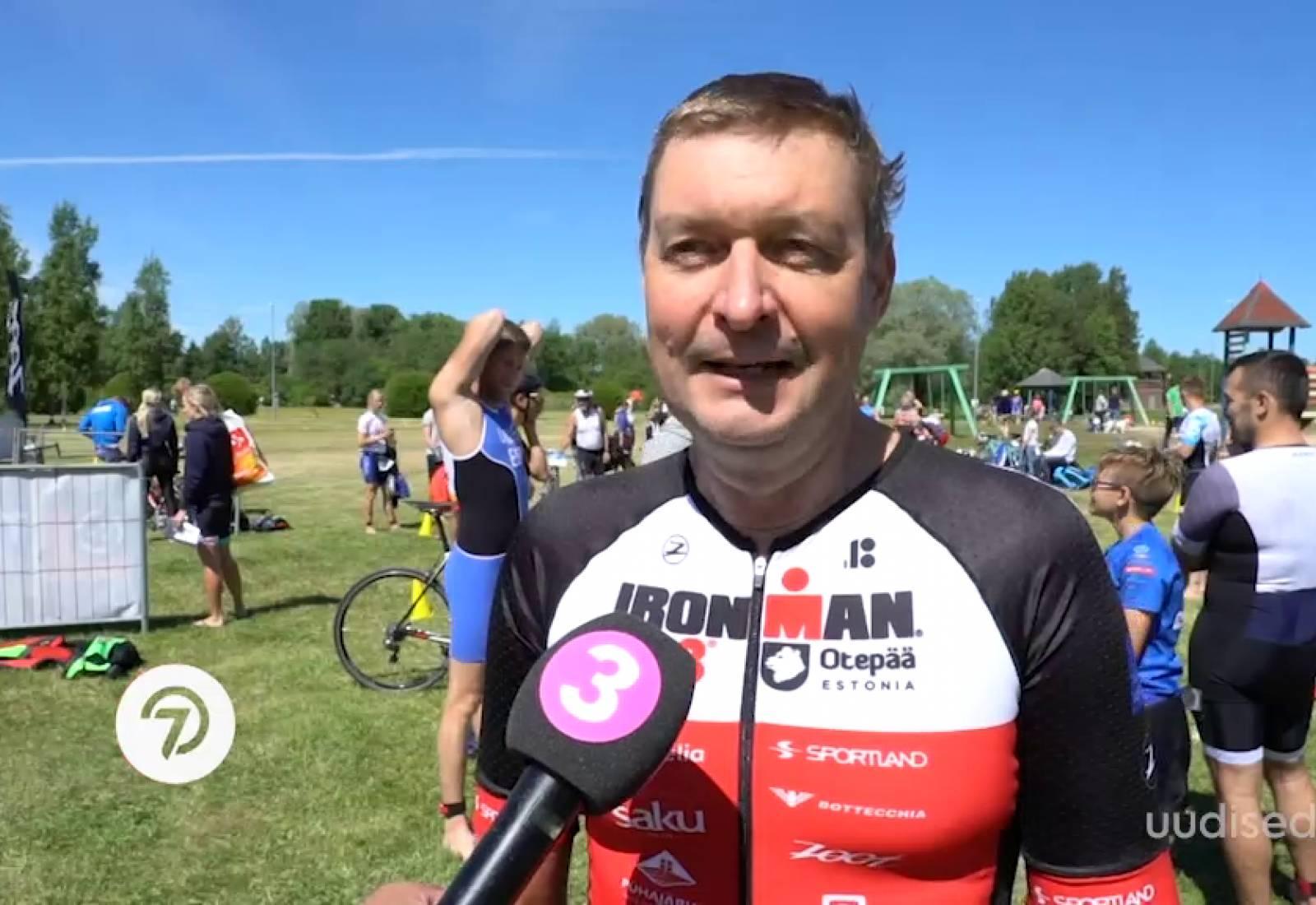 VIDEO! Paides avati triatlonisuvi
