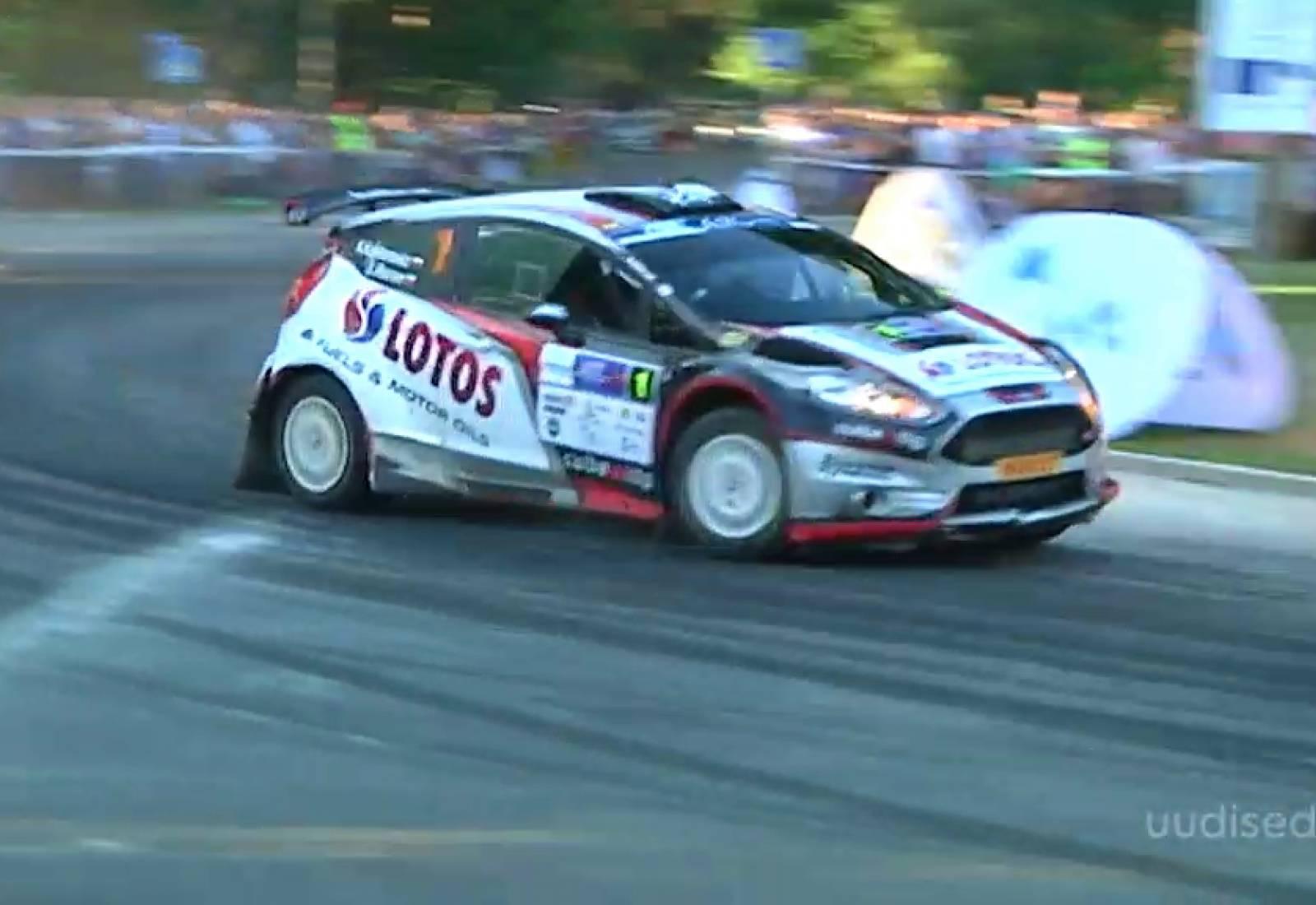 VIDEO! Rally Estonia püüab taastatud trampliinide ja maailmatasemel korraldusega kohta MM-sarjas