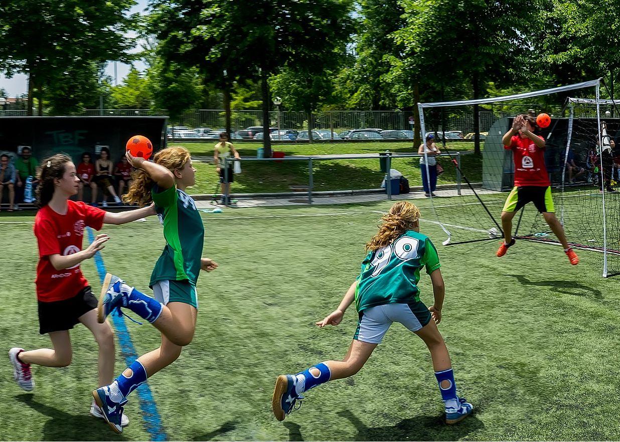 Tallinn Handball Cupil Kaks osaleb kaks tuhat noort käsipallurit