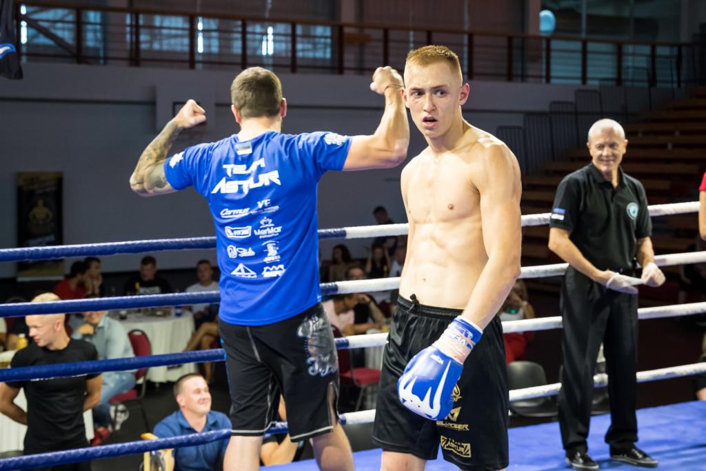 Maikel Astur võidu kohta Fightlandil: ma ütlesin, et ma võidan ära