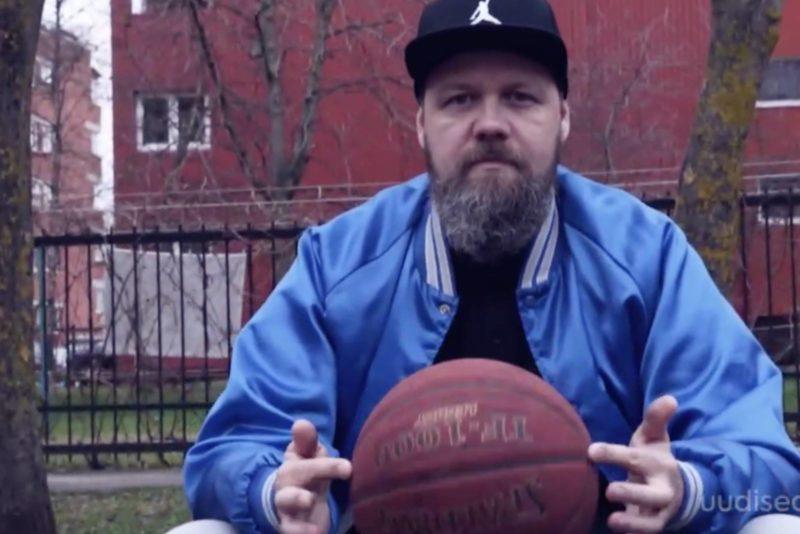 VIDEO! Korvpall sai hümni! Räppar Genka esmaesitles Eesti-Kreeka korvpallimatšil oma uut eepilist lugu