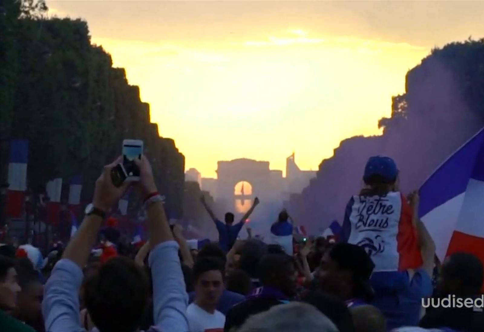 VIDEO! Prantsusmaa krooniti ajaloos teistkordselt maailmameistriks