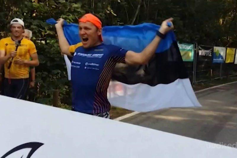 VIDEO! Ultratriatleet Rait Ratasepp läheb ründama maailmarekordit