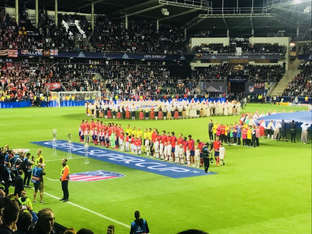 VIDEO! Tallinnas toimunud Superkarika võitis Atletico