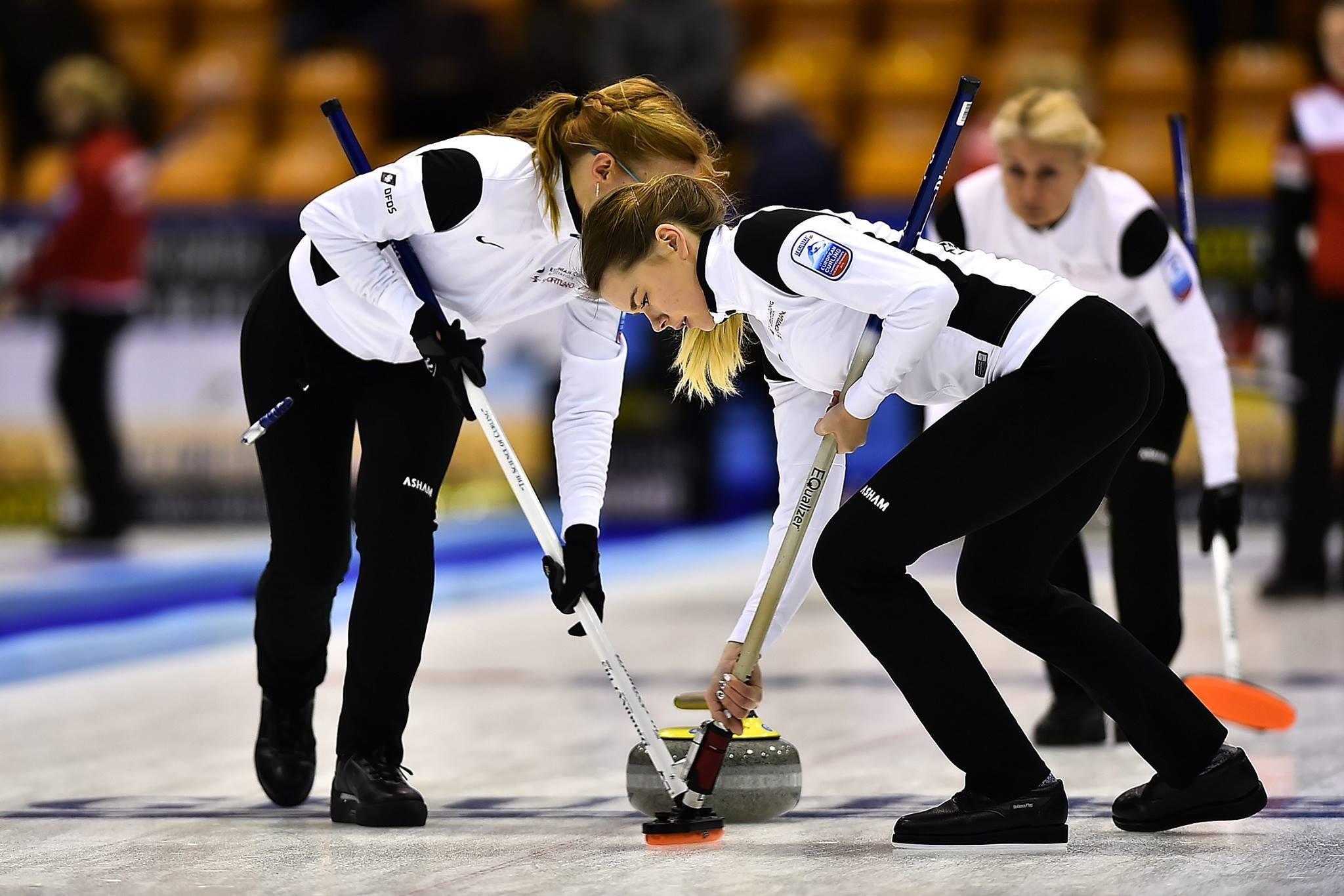 Euroopa meistrivõistlused curlingus toovad Eestisse üle 300 sportlase
