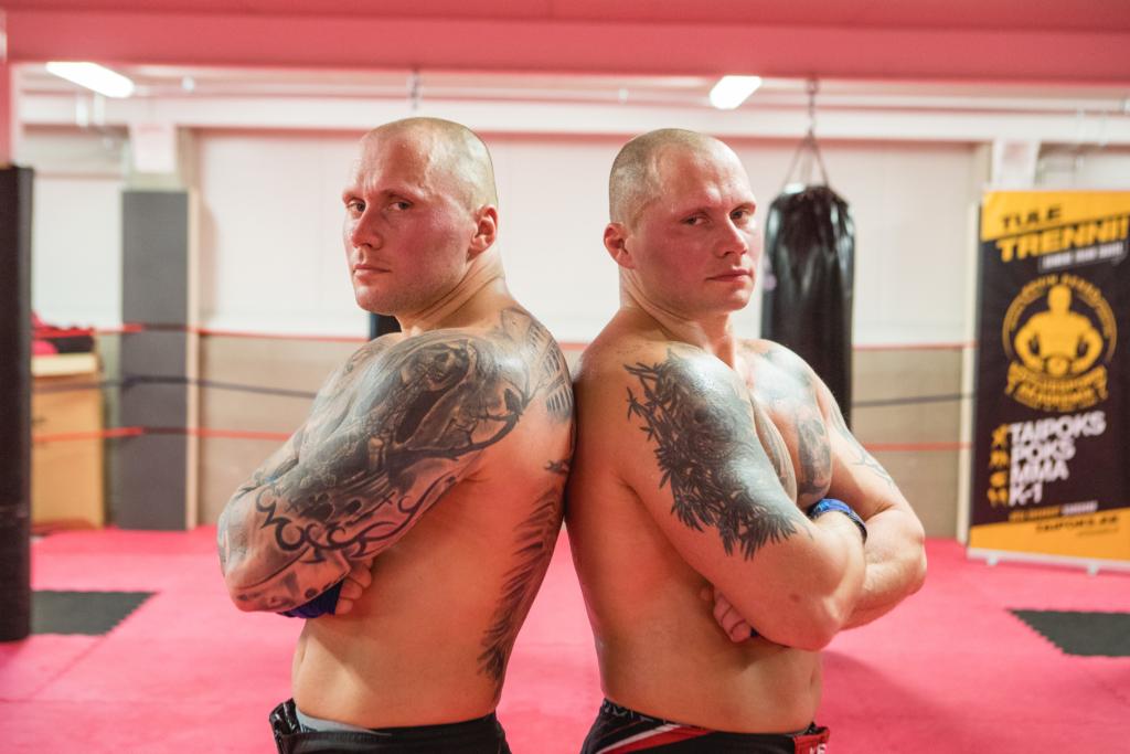 Intervjuu Tarmo ja Ardo Rakaseljaga! Kuidas poksida kaksikutega?
