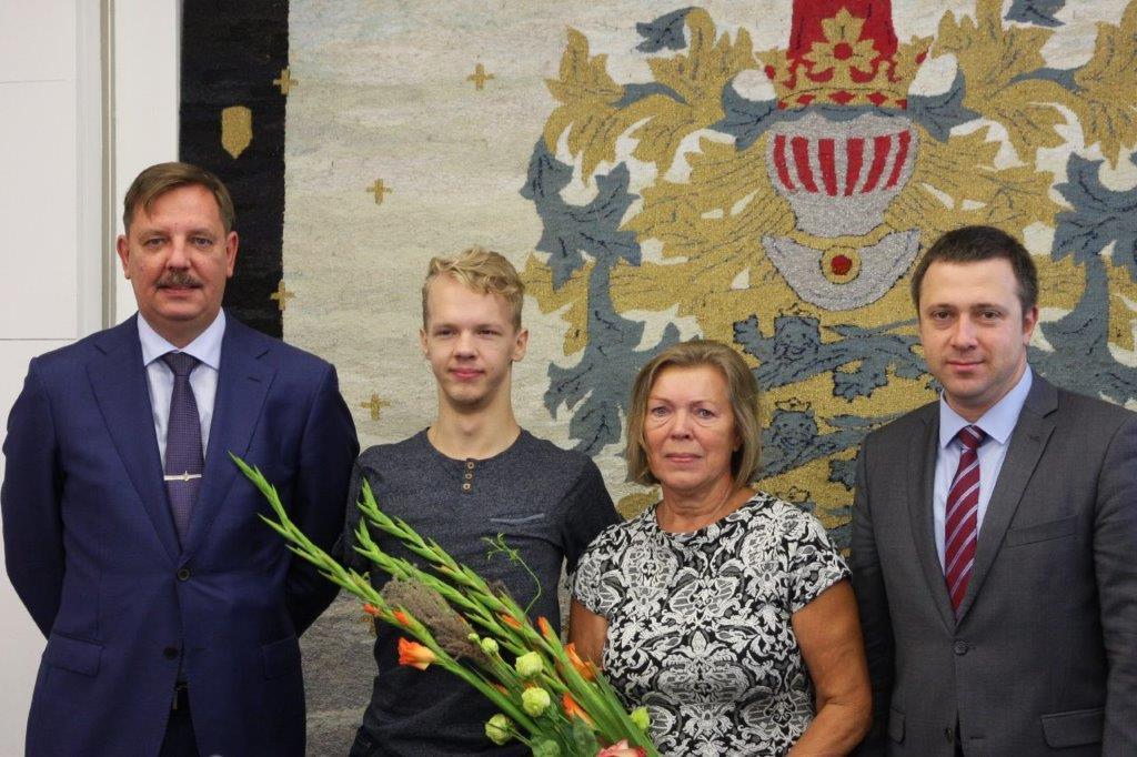 Tallinn premeerib Matz Topkinit