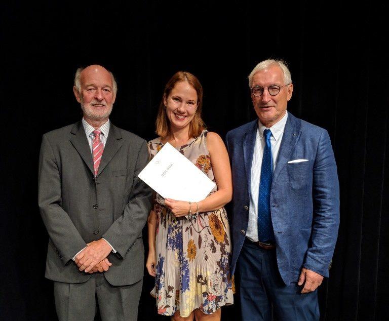 Dr. Pii Müller sai Rahvusvahelise Olümpiakomitee spordimeditsiini diplomi