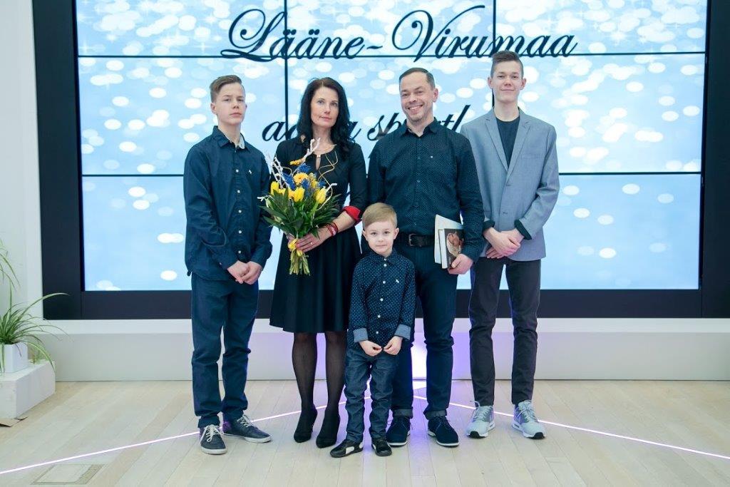 Vaata, kes teenisid tänavu Eesti sportliku pere tunnustuse