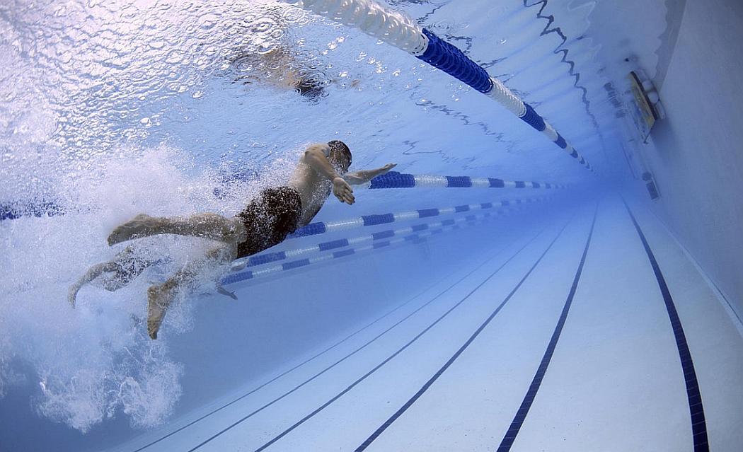 Ujumisest ja jooksmisest