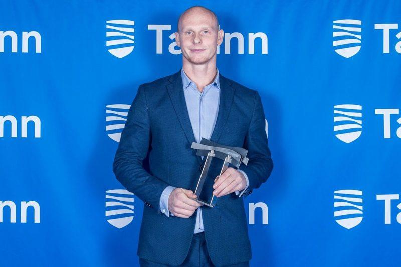 Tallinna aasta sportlased on Erik Aaslav-Kaasik ja Anett Kontaveit