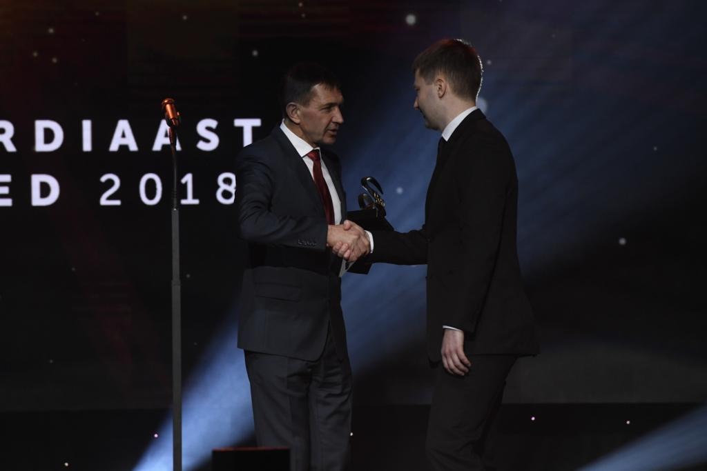 Palju õnne! Rahvusvahelise Olümpiakomitee auhinna pälvis oma töö eest Eesti Spordi- ja Olümpiamuuseum