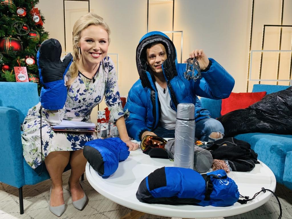 TV3 VIDEO! Pöörane värk! Joel Juht võtab uuel aastal esimese eestlasena ette arktilise ultramaratoni