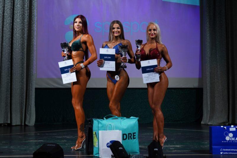 EKSKLUSIIV! Amani Kiivikas loodab veel paremat vormi fitnessi Eesti karikal!