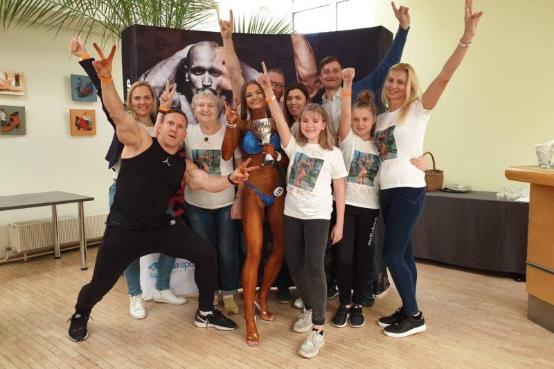 Aprilli lõpus toimuvad Eesti karikavõistlused kulturismis ja fitnessis