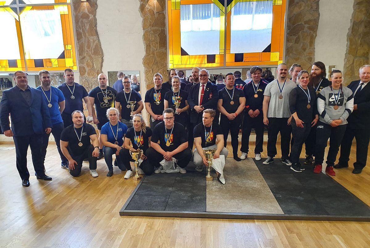 Tallinn-Helsingi-Stockholm linnavõistlus jõutõstmises