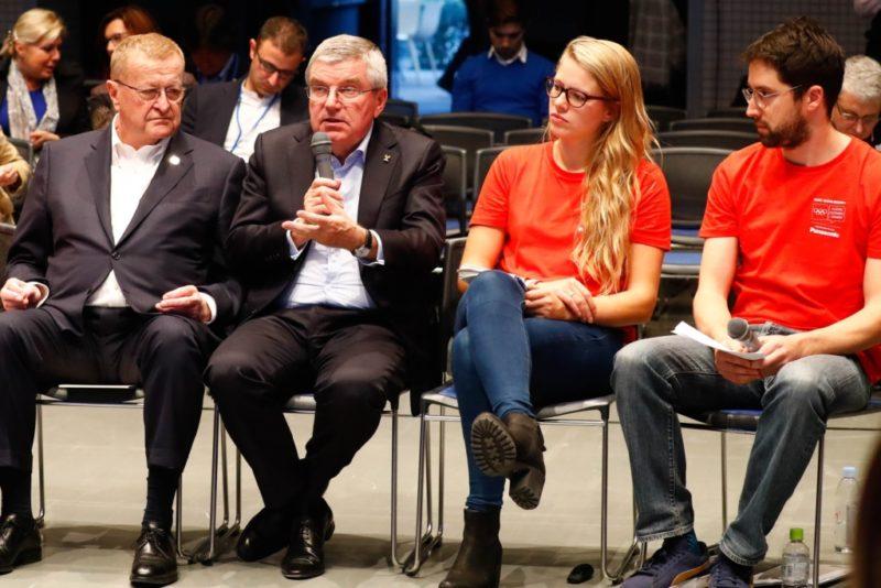 ROK-i komisjonide töös osalevad esimeste eestlastena Kanter ja Tiidla