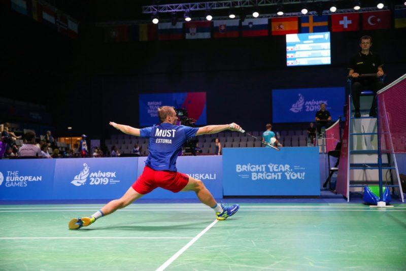 Video! Raul Must võitis Euroopa Mängudel medali!