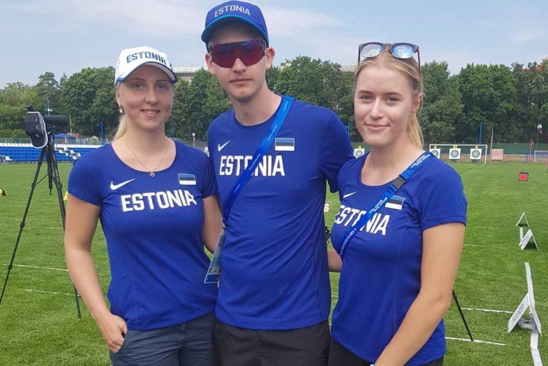 Vaata, kes olid Euroopa Mängude esimesel võistluspäeval Eesti koondislastest võistlustules