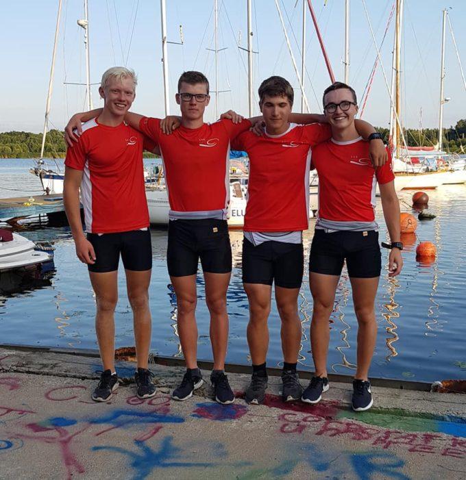 Eesti sai Balti sõudmismeistrivõistlustelt 20 kulda!