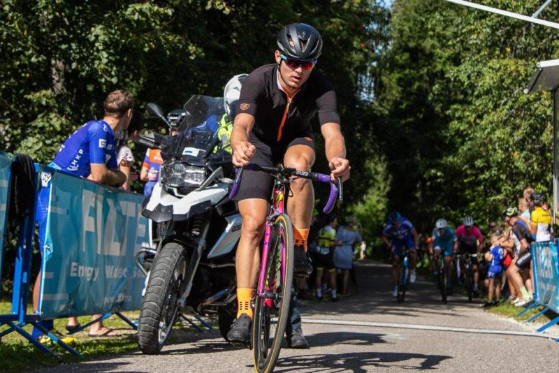 Martin Laas võitis Suure Munamäe rattaralli