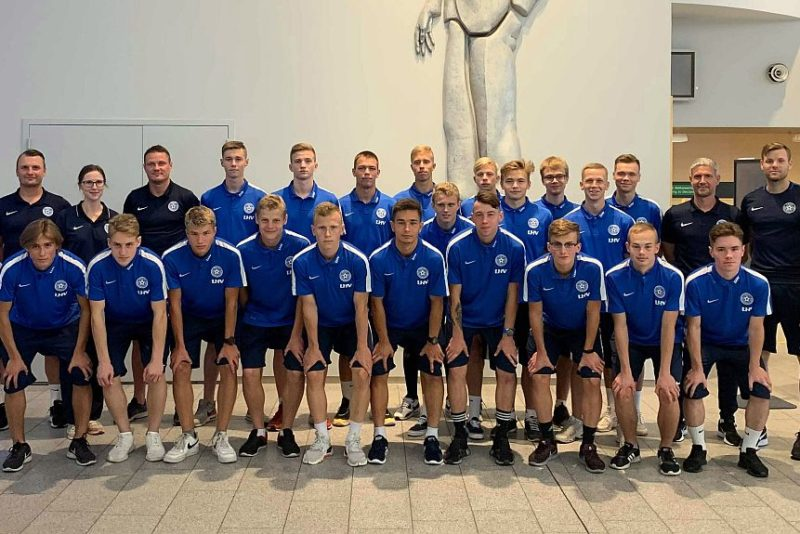 Eesti vutipoisid ja -tüdrukud lõpetasid turniirid võidukalt