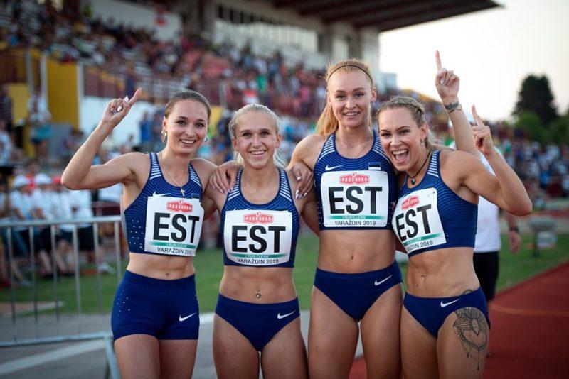 TÄNA OTSE! Eesti hoiab kergejõustiku EM-i 2. liigas esikohta
