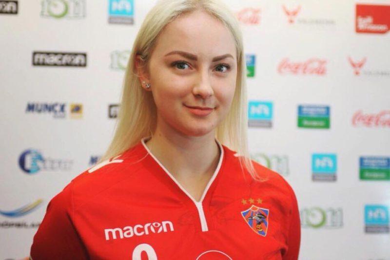Eesti parim naiskäsipallur liitus Luksemburgi klubiga