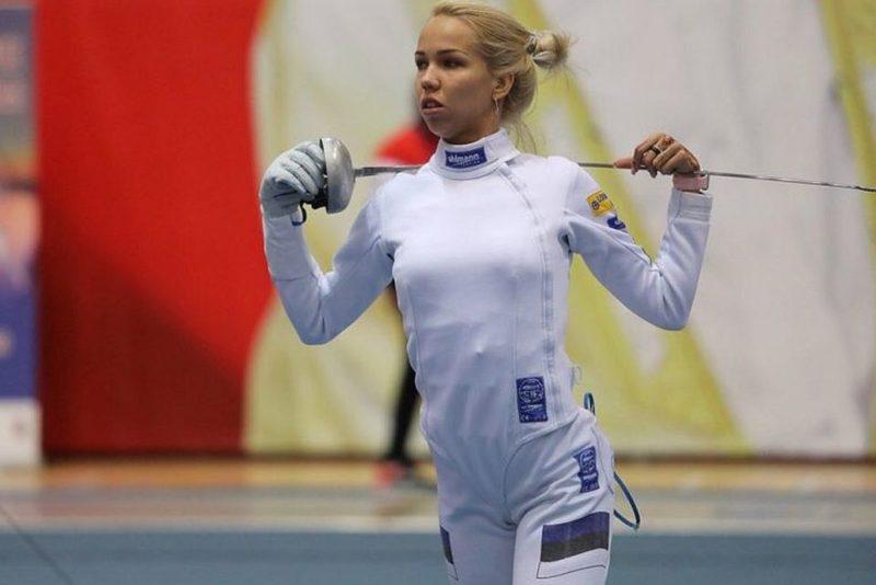 Erika Kirpu võitis Rootsis finaalis Katrina Lehist