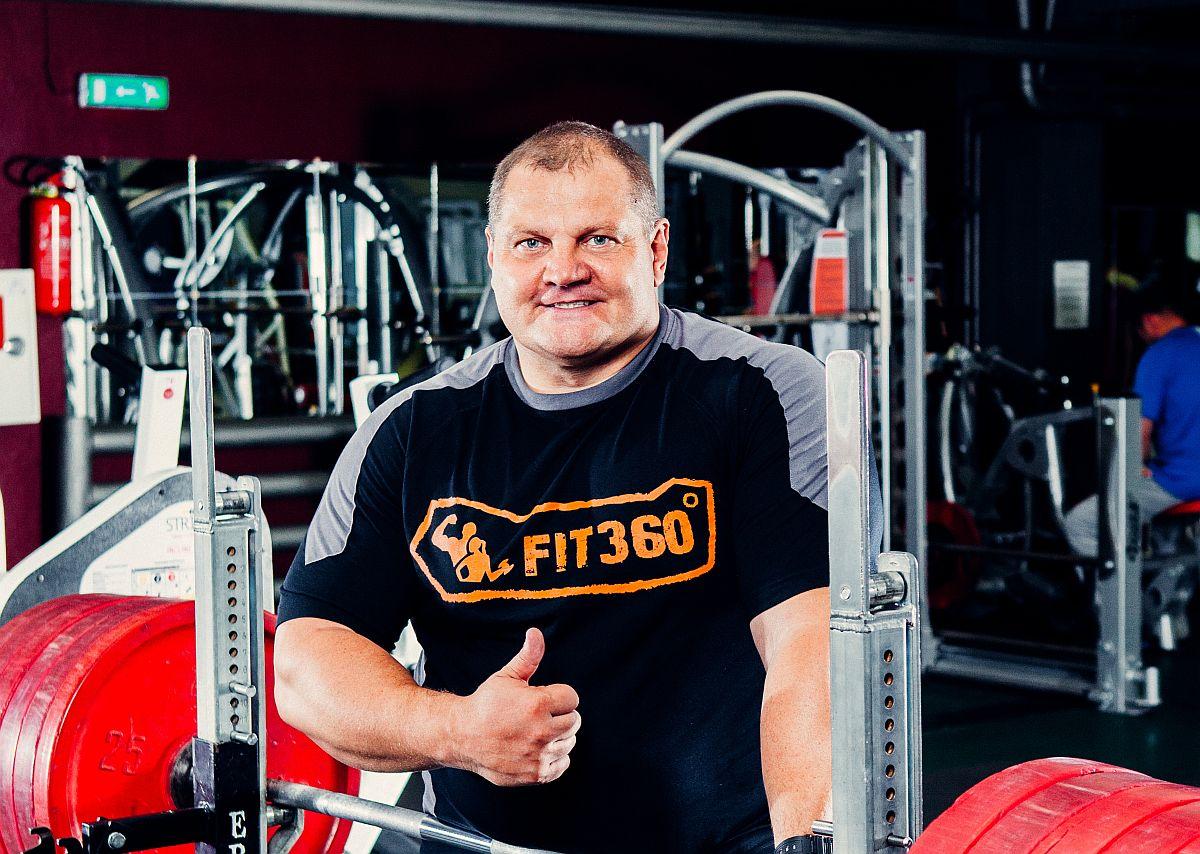 VÄGEV MEES I Maailmameister Kaido Leesmann: ka 50-aastane sportlane peab kuulama