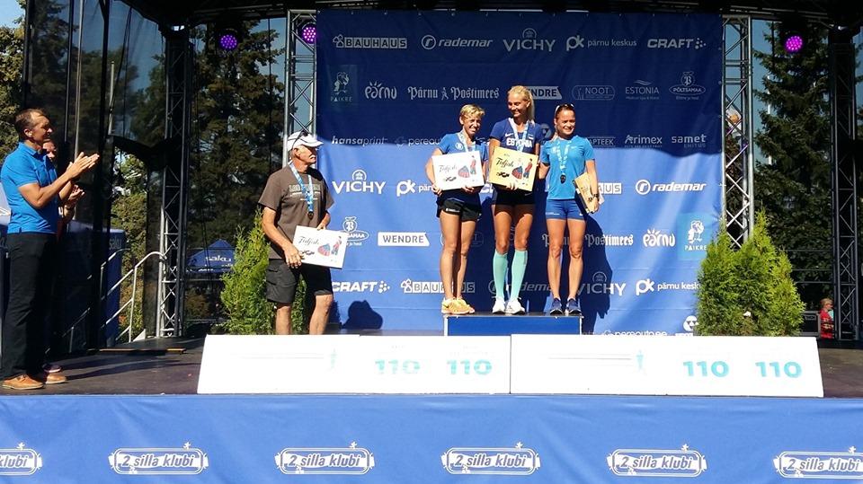 Selgusid Eesti meistrid 10 kilomeetri jooksus