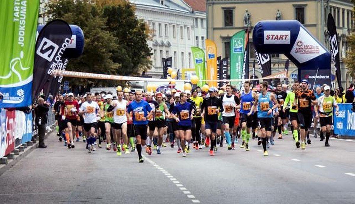 Tartu linnamaratonile on oodata üle 8000 osaleja