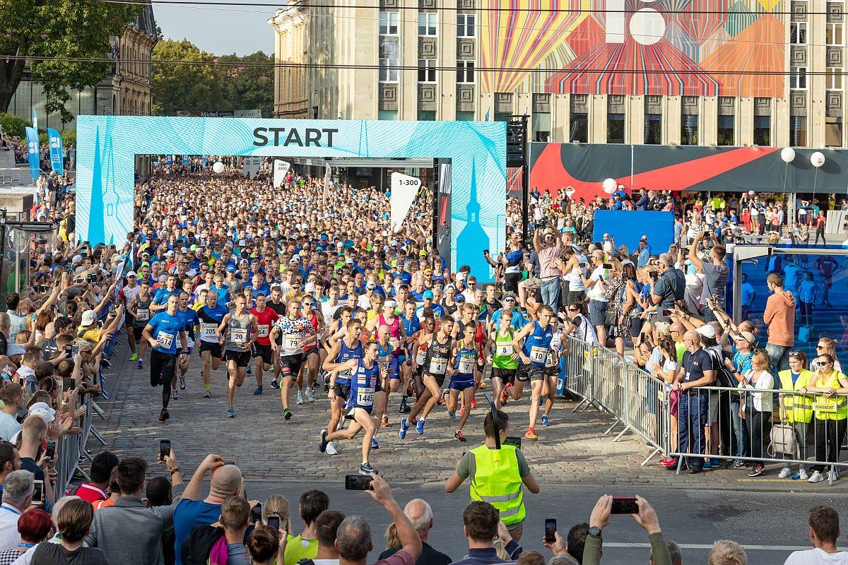 Osaled Tallinna maratonil? 4 nõuannet, kuidas sooritada parim aeg