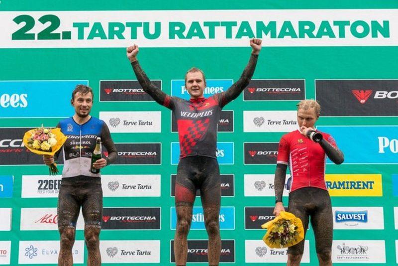 Tartu rattamaratoni võit jäi üle mitme aasta Eestisse