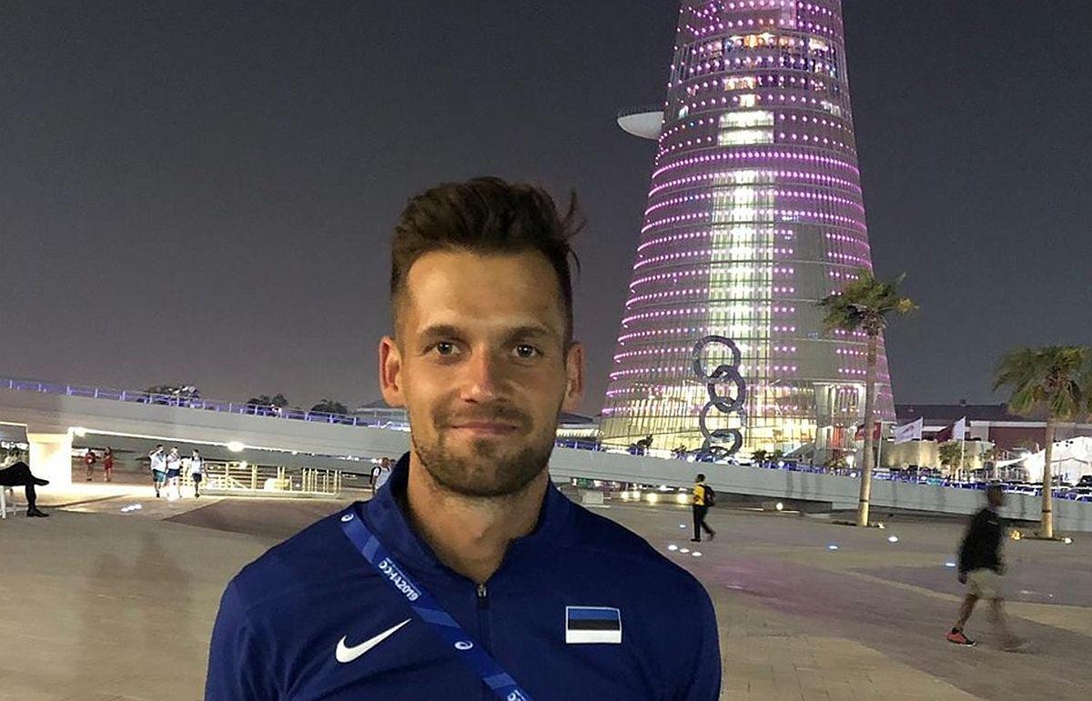 Magnus Kirt võitis MM-il hõbemedali!