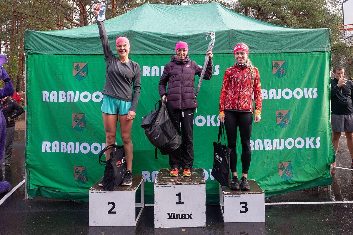 92. Rabajooksu võitsid Jekaterina Patjuk ja Bert Tippi