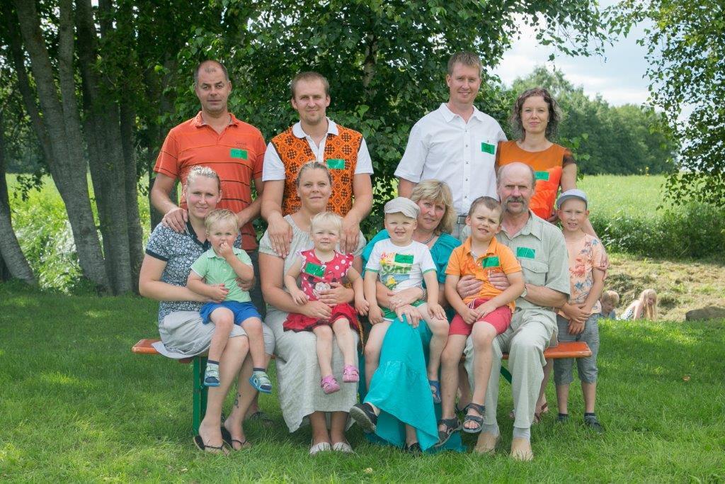 Perekond Kruusimägi