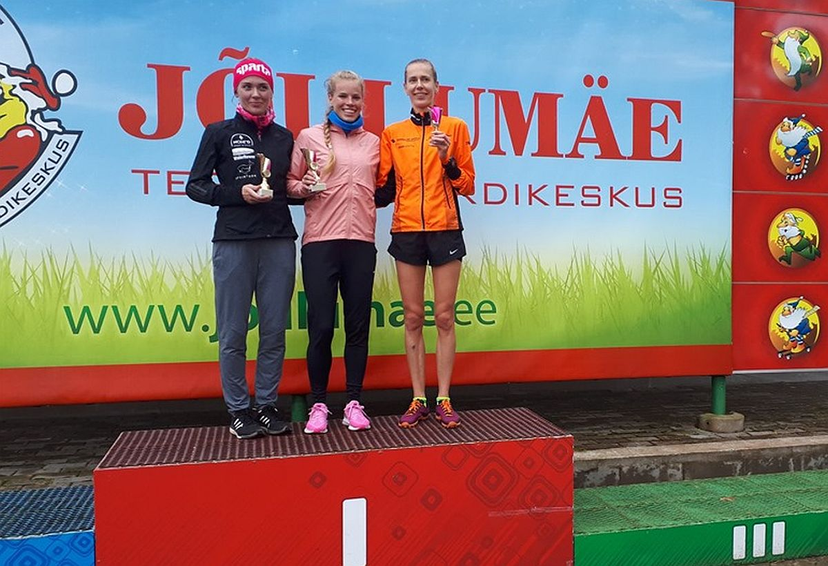 FOTOD: Kelly Nevolihhin tuli murdmaajooksu Eesti karikavõitjaks