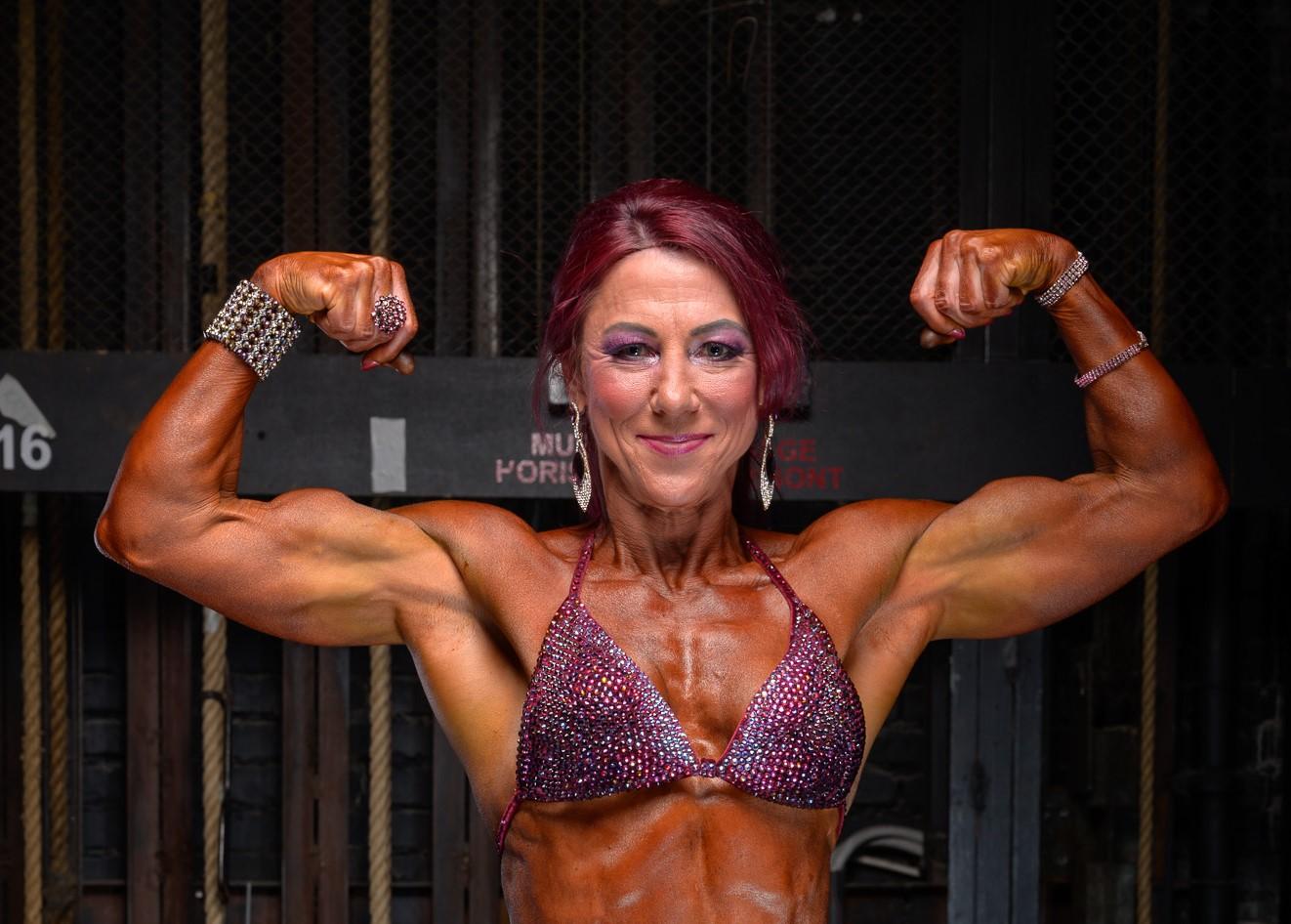 TÄNA TARTUS! VAATA REPORTERIT! Bodyfitnessi maailmameister Esta Pilt on ehe näide sellest, et vanus tuleb fitnessimaailmas kasuks