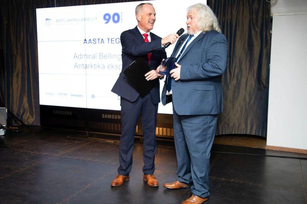 Valiti Eesti aasta parimad purjetajad