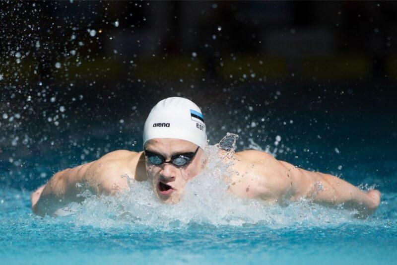 Võimas! Daniel Zaitsev ujus EM-il järjest rekordeid