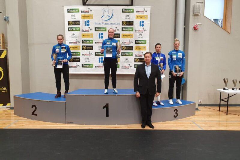Selgitati Eesti karikavõitjad epees